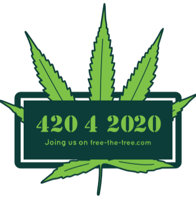 Logo to Legalize marijuana in 2020