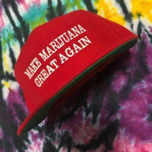 Make Marijuana Great again at