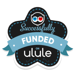logo of successfully funded campaign on ulule.com