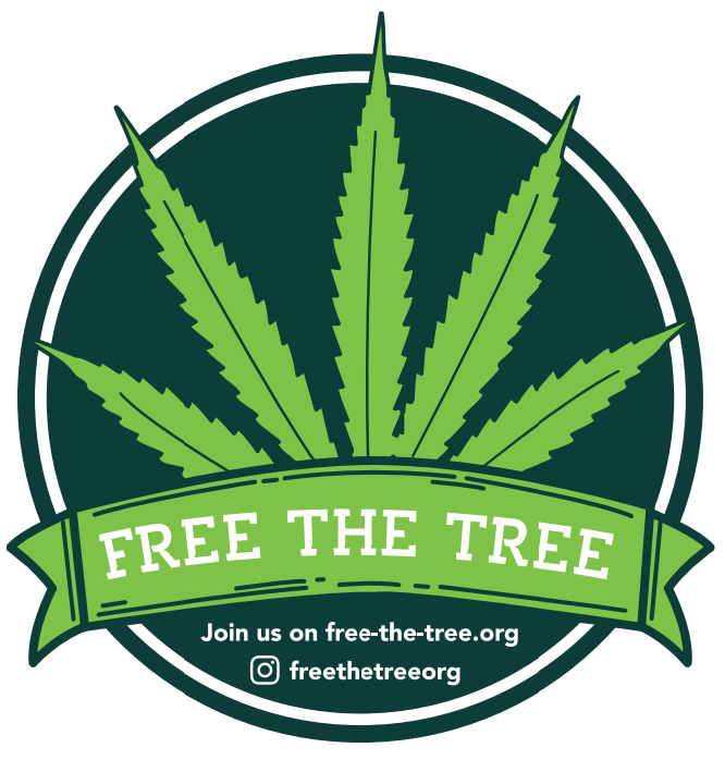 Free the tree stickers