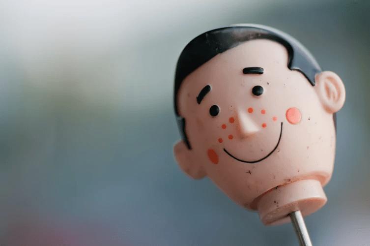 lollipop head